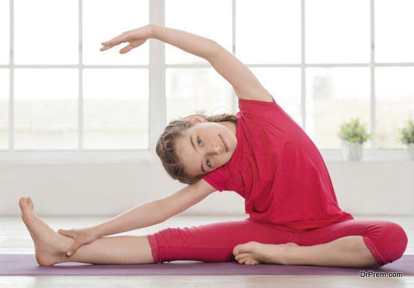 Αποτέλεσμα εικόνας για yoga για παιδια